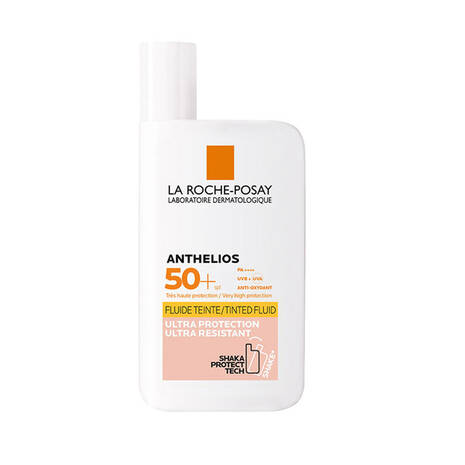 Anthelios Ultra-Light Invisible Tinted Fluid SPF50